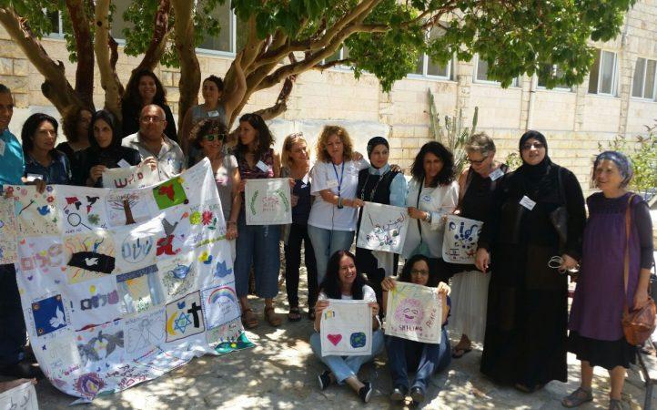 Meeting in Beit Jalah