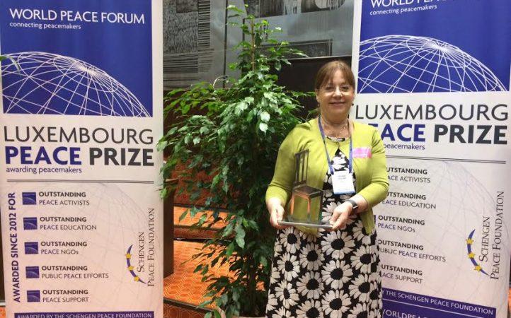 Esther Goluma Luxemburg Prize