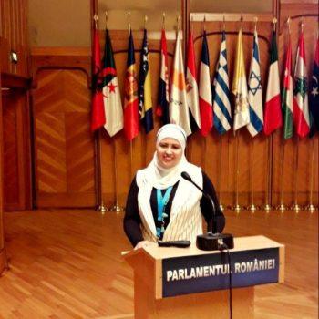 מנאר מקבלת פרס ברומניה