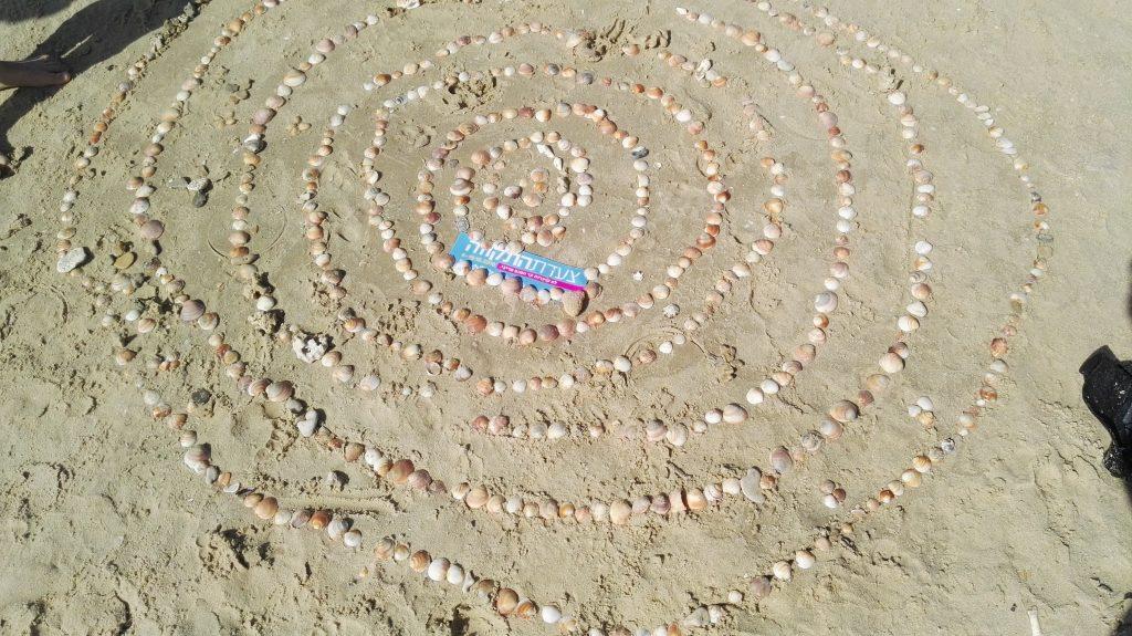 מנדלה בחוף אולגה