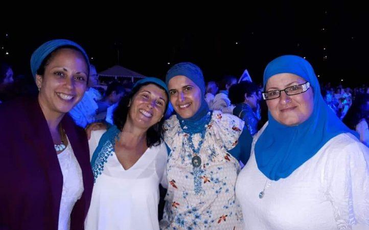 יהודיות ערביות דתיות חילוניות