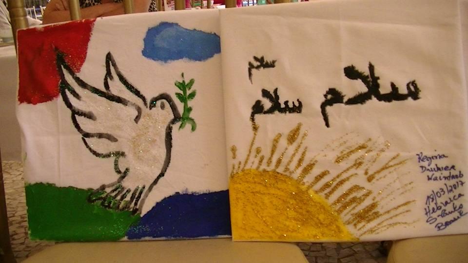 peace quilt brasil