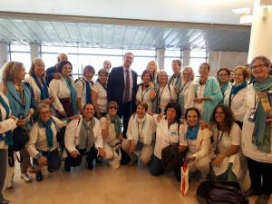 knesset with mk yehuda glick