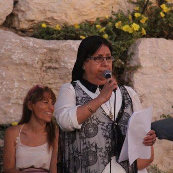 דר ריחאב במפגש סלט ישראלי אשקלון