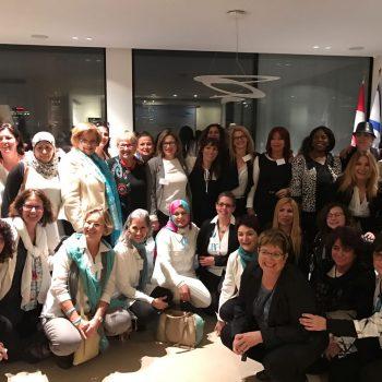 women ambassadors reception