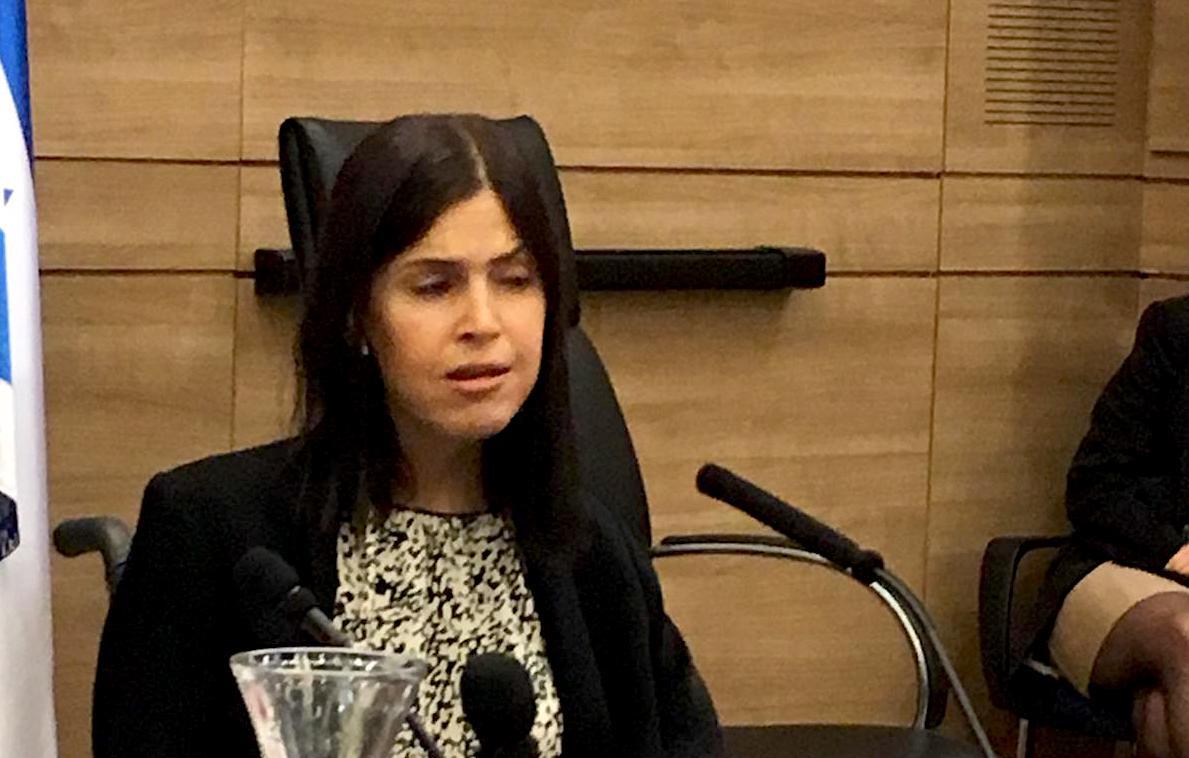 נשים עושות שלום עם ח״כ  קארין אלהרר