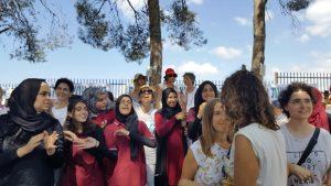המסע לשלום בפרדיס