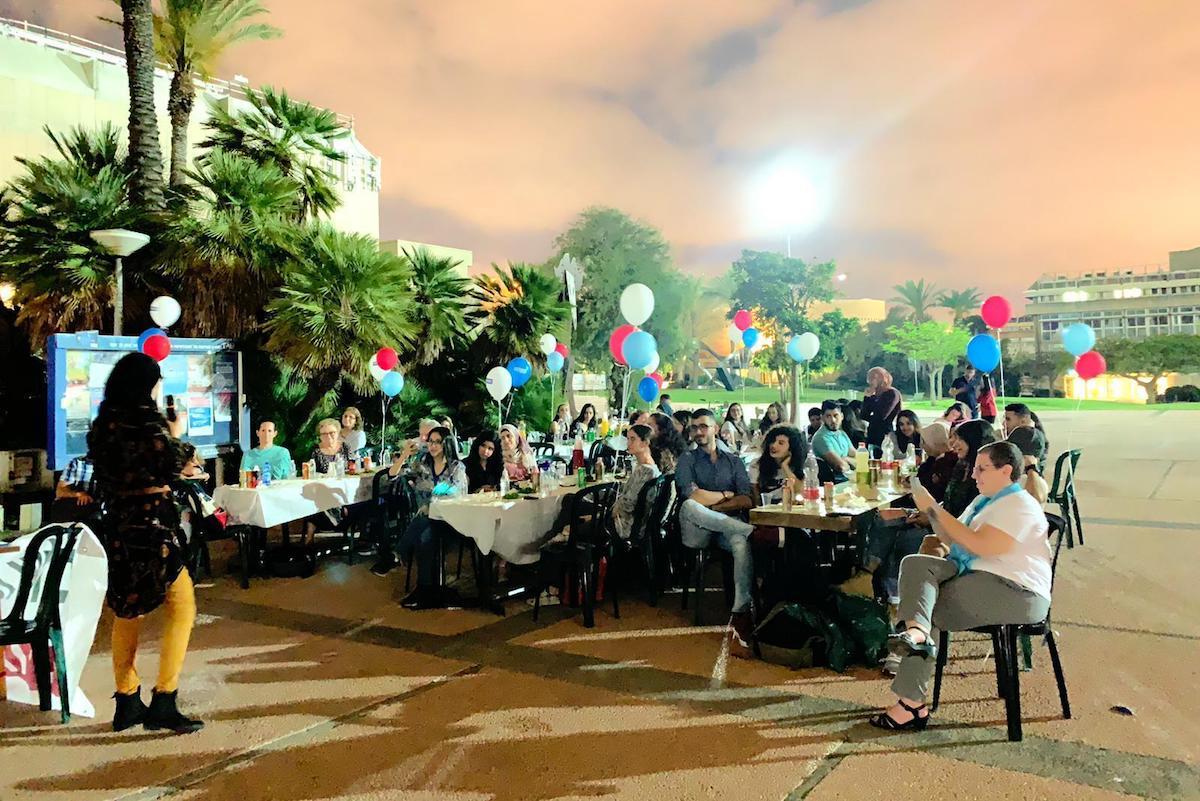 איפטאר אוניברסיטת תל-אביב