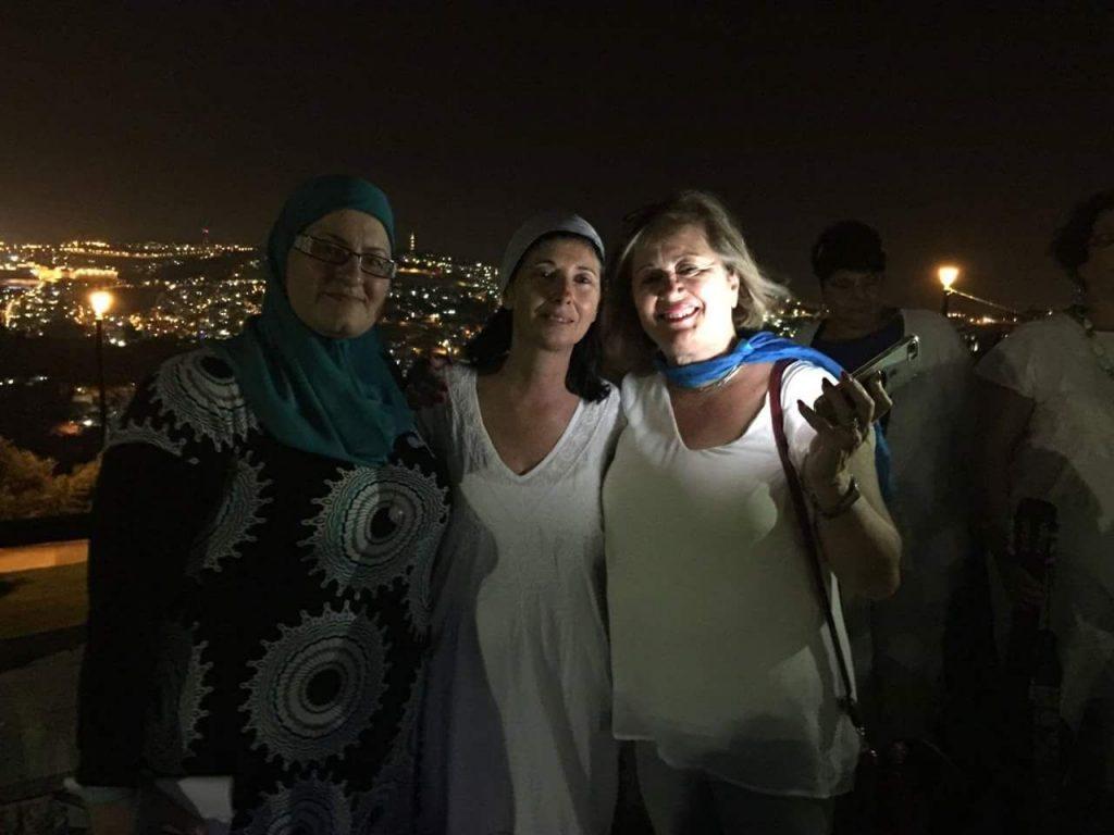 ghadir marielyne hyam in jerusalem27717