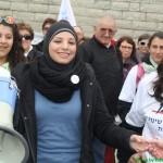 צעדה לכנסת מרץ 2015