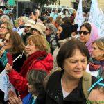 צעדה לכנסת מרץ 2015 6