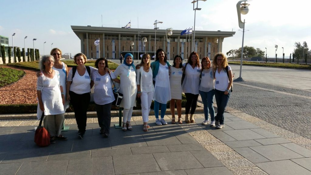 members of WWP in the knesset by Tamyy