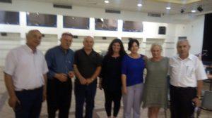 מפגש בדלית אל-כרמל אוגוסט 2016