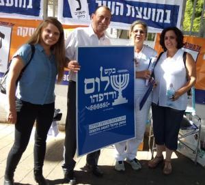 רון חולדאי, ראש עיריית תל אביב-יפו