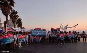 Masa 2019 beach tel aviv flag arianne littman