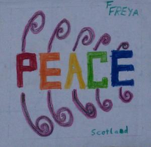 peace quilt scotland