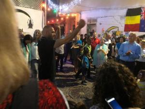 ramadan jaljulia dance