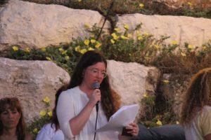 מלי מעלי זהב במפגש סלט ישראלי אשקלון