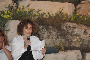 ז'ניה פוקשנסקי במפגש סלט ישראלי אשקלון