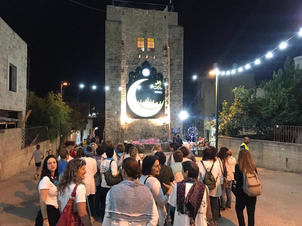 מפגש המשך לאירועי הרמדאן